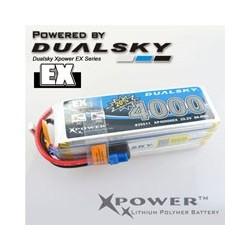 XP40006EX 4000 6S1P 30C