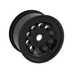 RPM REVOLVER BLACK TRUCKWHEELS 17MM HEX WIDE OFFSET