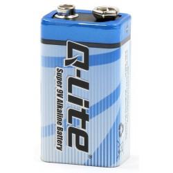 Alkaline 9V, Block Batterie (1 Stück)