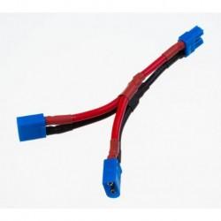 Akku Seriell Adapter DC3 kompatibel mit EC3