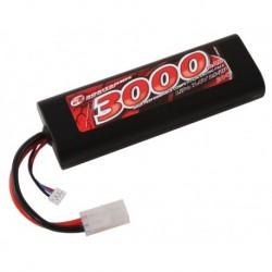 LiPo 7,4V, 3000mAh, 20C, 2S, Stick Pack