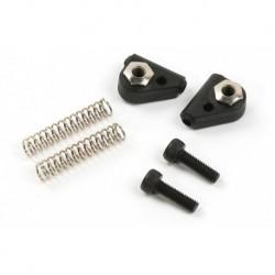 Gas/Bremsanlenkung mit Metallinsert Set (2Stk)