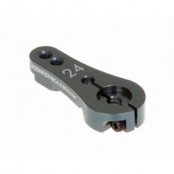 Servo Arm Aluminium 24 Z (Hitec)