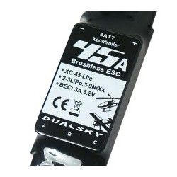 XC-45-Lite, 45A continuous, V2 progcard compatiable