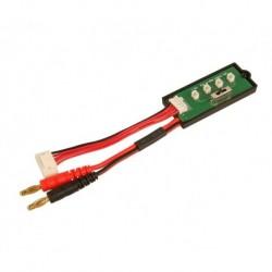 Micro Flug Lipo Adapter (bis 4 Zellen)