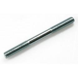 Gewindestange 34mm Silber (1 Stk)