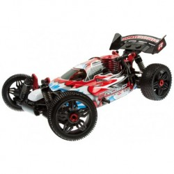 Protos v2 1/8 Buggy Rolling Chassis mit 4,6cm³ Motor