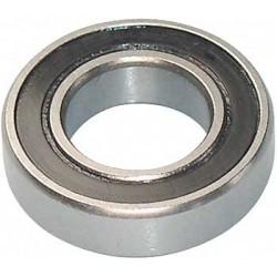 Kugellager 12x18x4 mm Gummidichtung