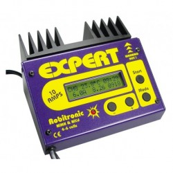 Expert Ladegerät 4-8 Zellen, 10 Amp
