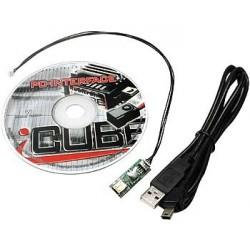 USB Interface mit Software für iCUBE und CUBE2