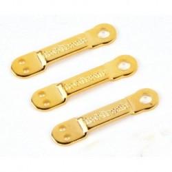 Akkuverbinder für Sub-C Gold (10 Stück)