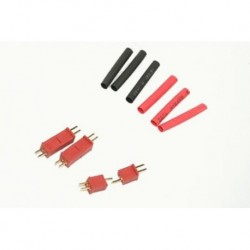 Rockamp Micro-T Stecker Set