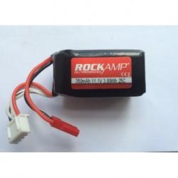 ROCKAMP 350mAh 3S classic 25C mit JST-BEC
