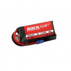 ROCKAMP 1200mAh 3S hi.Q 60C mit EC3