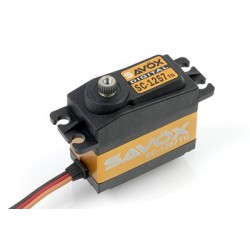Savöx - SC-1257TG Digital Coreless Motor Servo , Titanium Gear