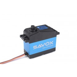 Savöx - SW-0240MG Digital High Voltage Waterproof Servo , Metal Gear