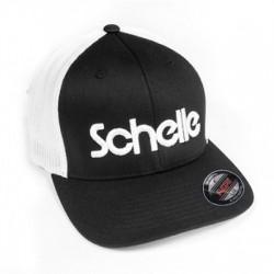 SCHELLE 3-D PUFF TRUCKER HAT L