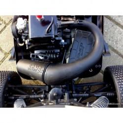 Samba Four Power RR5 Rear Pipe