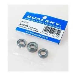BB63-DA, ball bearing replacement for DA motors